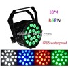 18X10W RGBW 4in1 Outdoor LED PAR Stage Lighting