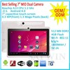 Best selling tablet pc  android 7 inch Q88