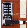 High Quality and Security Hotel Door Lock with Card Reader, Dau and RF&IC Card Locks