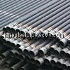 Seamless steel pipe for gas and oil transportation