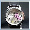 Hello Kitty Watches Ladies Fashion Watch Leather Belt Watch