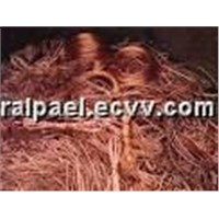 Quality Copper Wire Scrap Millberry 99.89% Pure