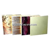 1220*2440mm E0 E1 E2 Aluminium Foil Faced Particle Board with Best Price (BLMA-201)