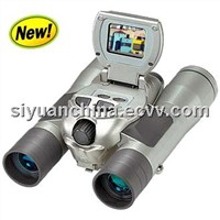 12MP Digital camera Binocular  With SD Memory Slot