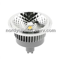 15W  Cree led COB GU10 AR111 spot light for shop /store
