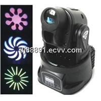 15W LED Small Moving Head Stage Equipment Light