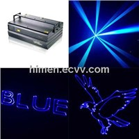 1W Blue Animation Laser Lighting, Cartoon Laser Light (SURPASS B)