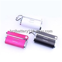 2800mAh portable power bank for iphone 5 mobile