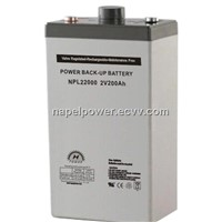 2V200AH sealed lead acid battery