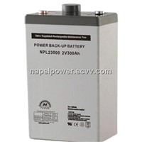 2V300AH lead acid battery