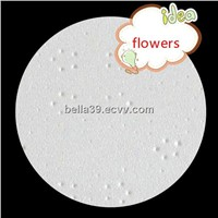 600*600mm Suspended Decorative acoustic ceilings tiles