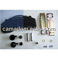 Accessories for brake pads