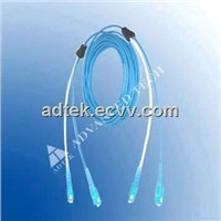 Armed Fiber Optic Patch Cable SC-SC Armored
