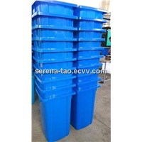 Ash-bin,Garbage can , Plastic Waste Bins,Trash can,Outdoors Dustbin ,Waste container