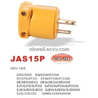 Assembly Plug and Connector (10~15A)