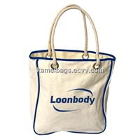 Canvas Handbag (KM-CAB0019), Canvas/Cotton Bag, Canvas Tote Bag, Promotion Bag