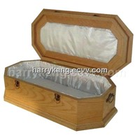 Cardboard Pet Coffin or Papert Coffin  Pet 002
