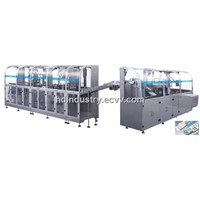 Dpp-250/Wzh-180 Automatic Medicine Packaging Line