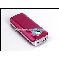 High Capacity Mini Protable Power Bank for Cellphone