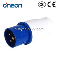 Iec Cee 16A Industrial Plug and Socket (HF-013 2P+E)