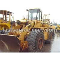 Original Paint CAT 966F Wheel Loader