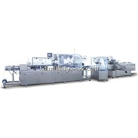 PBL-260D Ampoule/Vial Bottle Automatically Blister & Cartoner Packing Line