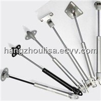 Safe and Convenient Furniture Cabinet Gas Springs with Metal Ball Sockted End Fitting
