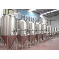 Stainless Steel Biological Fermentation Tank/Fermenter(Beer,Citrate Sodium.etc.)