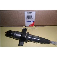 0445120007 Bosch common rail injector for Cummins 4897271 and IVECO 2830957