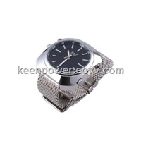 1080P Voice Activation Spy Camera Waterproof Watch 4GB (SW1033)