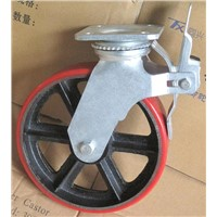 12 inches scaffolding casters