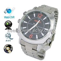 1920 x 1080P 4GB HD Waterproof Spy Camera Watch (SW1049)