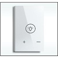 1Gang LED Dimmer Switch (Cystal Panel)