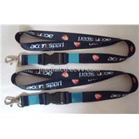 2013 Cheap Custom Lanyards with Printing Logo