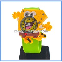 2013 Hot Gift Newest Style, New Mould Silicone Watch,Silicone Bracelet Watches
