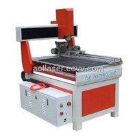 2013 Mini Woodworking CNC Router with Rotary Attachment
