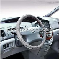 2013 NEW PU Steering wheel cover