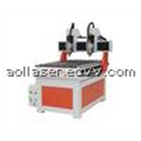 2013 New Double Axis CNC Router