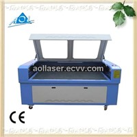 2013 New Double Saw Wood Laser Cutting Machine AOL-1610