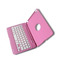 2013 newest /hot for iPad mini Wireless Bluetooth keyboard case
