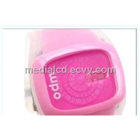 2013 Promotional ODM Watches Free Samples Silicone Watch