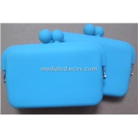 2013 Silicone Purses Wallets, Cute but Functional ,Lovely Candy Color Purse