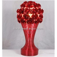 2013 wedding/home/party decoration nice table lamp (MT7920-5)