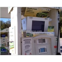 21.5'' gas station tv ads,,gas pump lcd display for fule/oil/petrol station