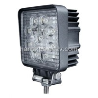 27 watt Square LED work light