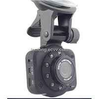 2.0inch LCD 8digital Zoom 5 Mega Pixels IR Car DVR