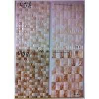 3D inkjet ceramic tiles 300x450mm
