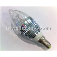 3X1W-A Candle Lamp(LW-CLA3)