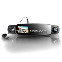 3.0inch 3cam GPS Logger Car DVR Supporting 6 Languages