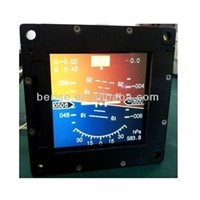 3.5inch HD Rugged military airborne  TFT LCD display